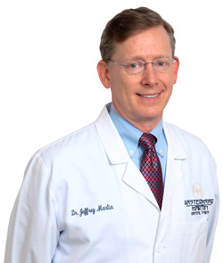Meet Dr. Jeffrey Martin